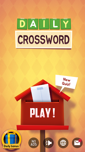 crossword daily! screenshot 1