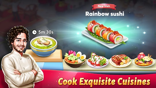 Tasty Cooking Cafe & Restaurant Game: Star Chef 2 3