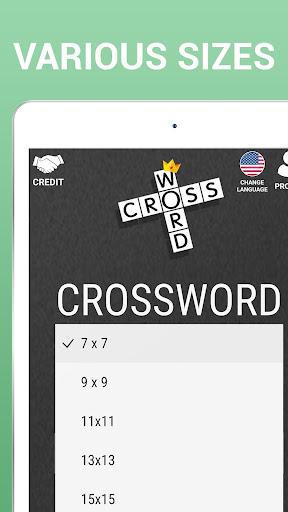 Crossword Puzzle Free Classic Word Game Offline 3.8 screenshots 16