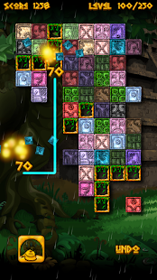 Mayan Secret 2 - Matching Puzzle Screenshot
