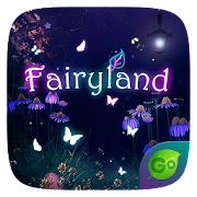 Fairy Land GO Keyboard Theme