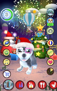 Talking Puppy Mod Apk (Unlimited Coins + Level Max) 9