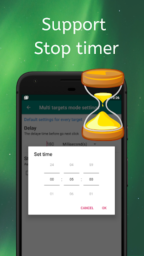 Auto Clicker - Automatic tap  screenshots 5