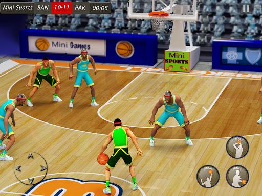 Basketball Hoops Stars: Basketball Games Offline android2mod screenshots 16