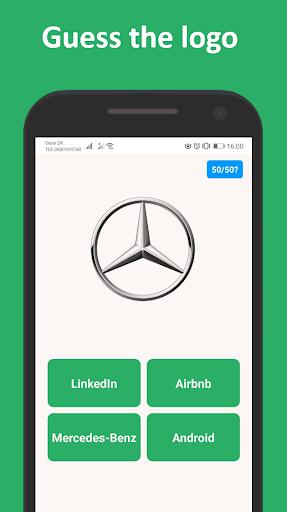 Logo Quiz: Guess the Brand Logo Games 2021 1.0.16 screenshots 1
