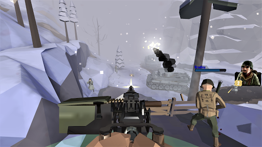 World War Polygon: WW2 shooter 2.20 screenshots 2