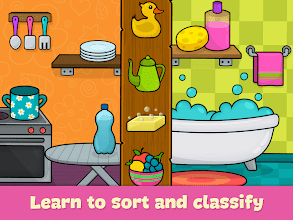 Shapes and Colors – Kids games for toddlers screenshot thumbnail