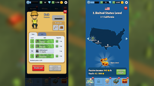 Wood Inc. - 3D Idle Lumberjack Simulator Game 1.1.3 screenshots 12