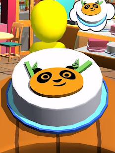 Fun Cake 3D - Cake Decorating Game