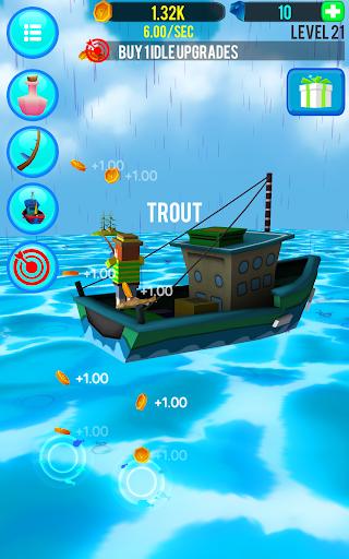 Fishing Clicker Game  screenshots 19