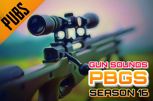 PUB Gun Sounds: Battleground Guns - BATTLE ROYALE screenshots 1