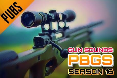 PUB Gun Sounds: Battleground Guns – BATTLE ROYALE 1