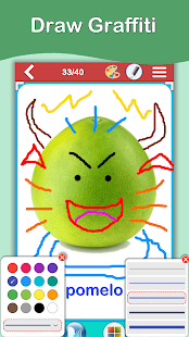 Fruits Cards  (Learn English Faster)