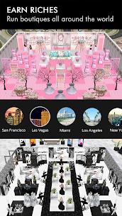 Fashion Empire Dressup Boutique Sim Hileli Apk Güncel 2021** 5