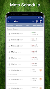Mets Baseball: Live Scores, Stats, Plays & Games