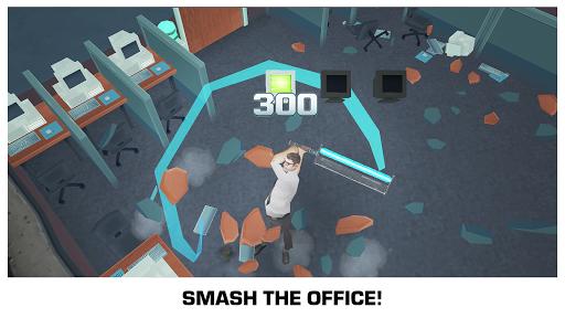 smash the office - stress fix! screenshot 2