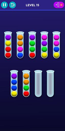 Ball Sort Puzzle - Sorting Puzzle Games  screenshots 2