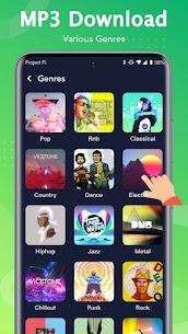 Free Music Downloader – Mp3 Music Download Player 5
