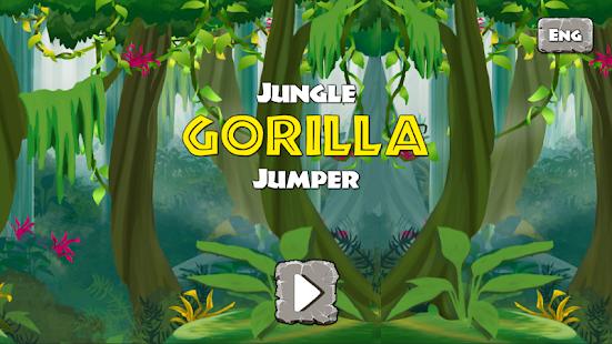 Jungle Gorilla Jumper 1.3 screenshots 1