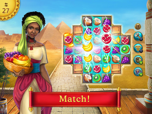 Cradle of Empires Match-3 Game 6.5.5 screenshots 11