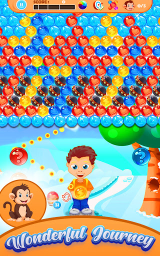 bubble shooter 2021 New Game 2021- Games 2021 APK MOD Download 1