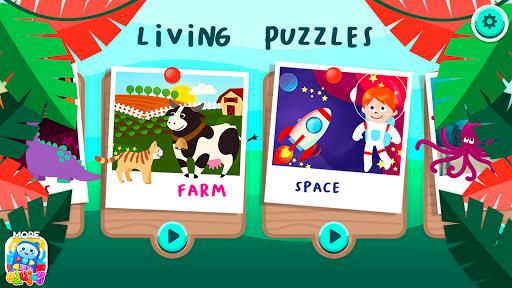 Baby Jigsaw Puzzles  screenshots 2