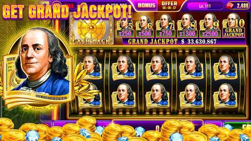 Real Casino - Free Vegas Casino Slot Machines modavailable screenshots 16