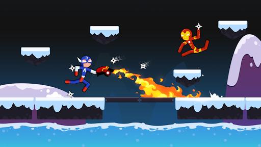 Spider Stickman Fighting - Supreme Warriors screenshots 3
