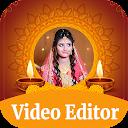 Happy Diwali Photo Frame & Video Maker