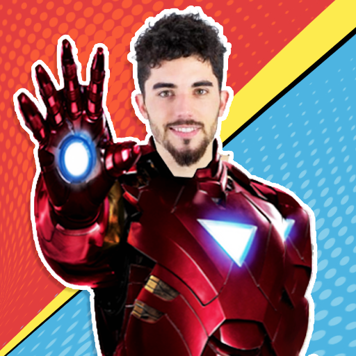 Baixar Superhero Camera Photo Editor para Android