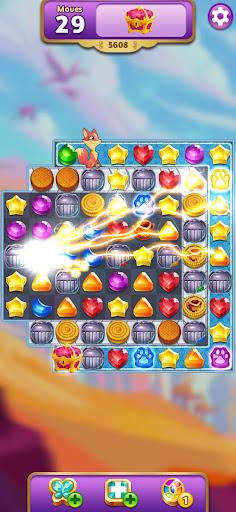 Genies & Gems - Match 3 Game  screenshots 6