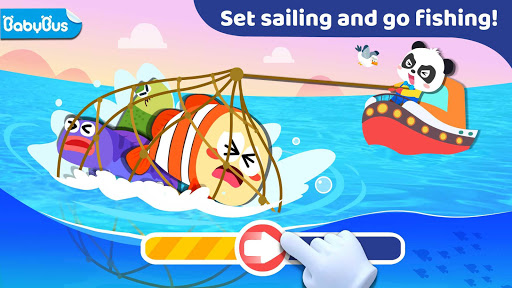 Baby Panda: Fishing 8.48.00.01 Screenshots 1