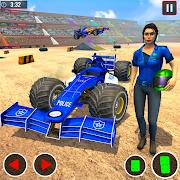 US Police Demolition Derby Crash Formula Car Games