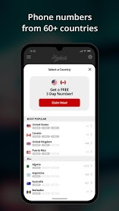 Hushed – Second Phone Number – Calling and Texting 4