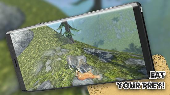 Wolf Simulator - Animal Games  screenshots 4