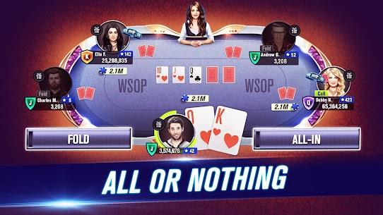 World Series of Poker WSOP Free Texas Holdem Poker 2