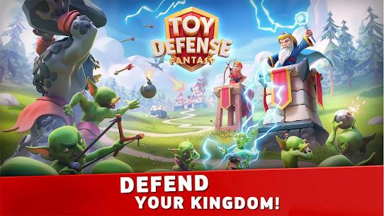 Toy Defense Fantasy — Tower Defense Game 5