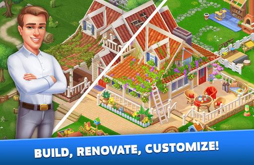 Solitaire: Texas Village 1.0.22 screenshots 20
