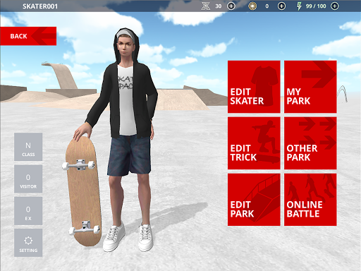Skate Space 1.430 Screenshots 10