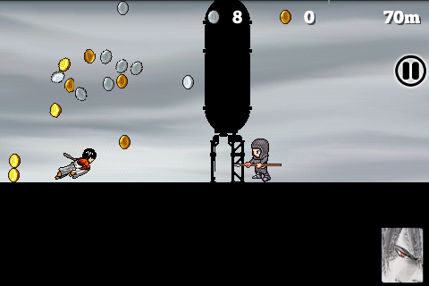 samurai less screenshot 3
