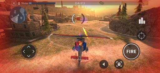 Massive Warfare: Helicopter vs Tank Battles 1.54.205 screenshots 11