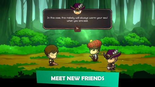 Kinda Heroes: Legendary RPG, Rescue the Princess! 2.14 screenshots 11