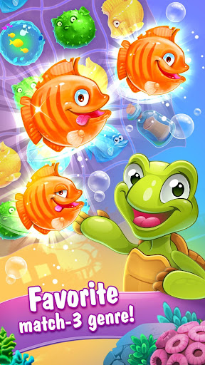 Mermaid - treasure match-3 2.42.0 screenshots 17