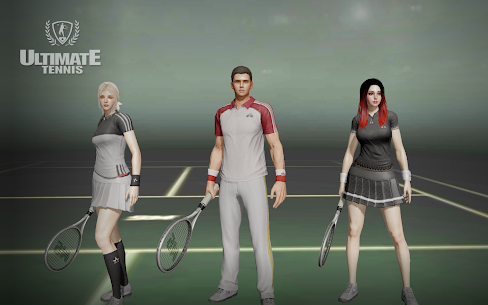 Ultimate Tennis: 3D online sports game 9