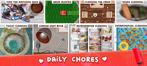 House Design: Home Cleaning & Renovation For Girls  screenshots 6
