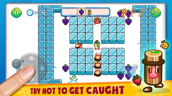Fruit & Ice Cream - Ice cream war Maze Game 6.5 Screenshots 3
