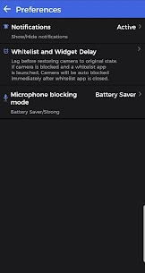 Camera and Microphone Blocker 1.10.2 Apk 3