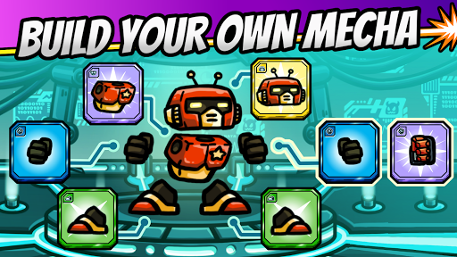 Code Triche On Point Mecha (Astuce) APK MOD screenshots 2