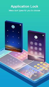 Blocarea aplicației – Amprentă digitală 2