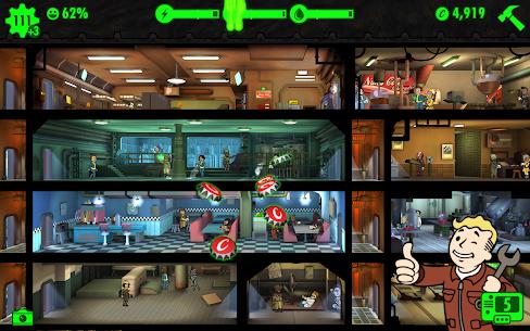 Fallout Shelter MOD APK (Unlimited Money) 14